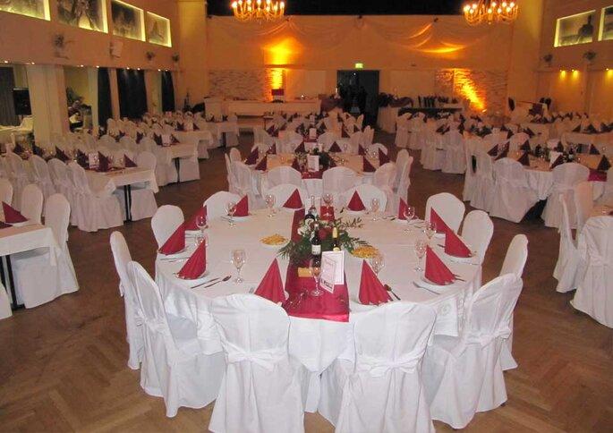 Foto: Eventhalle Gartenstadt