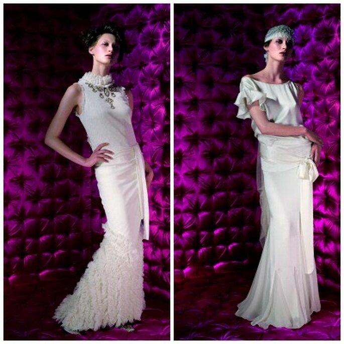 Vestidos de novia de Teresa Helbig