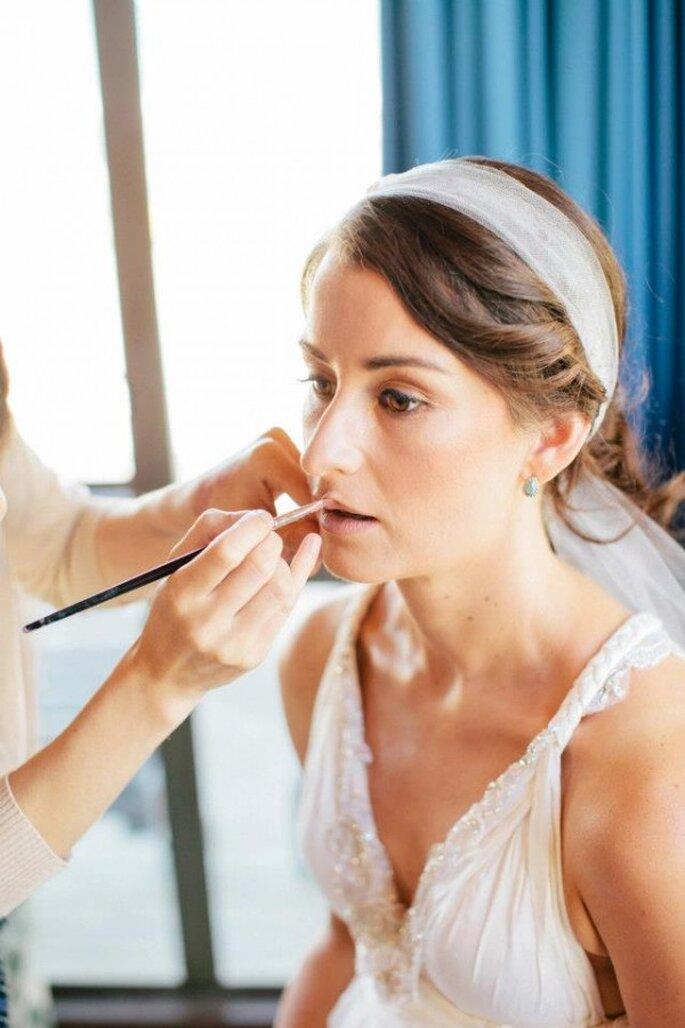 Elige un look natural y compleméntalo con un estilo casual - Foto Sox Teng Makeup