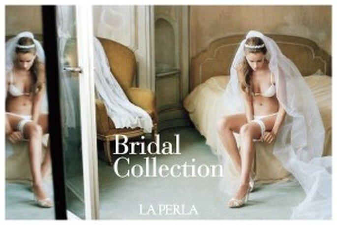 Colección de lencería para novia La Perla