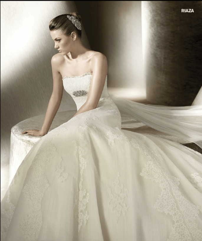 Vestido de novia Paiza, St Patrick