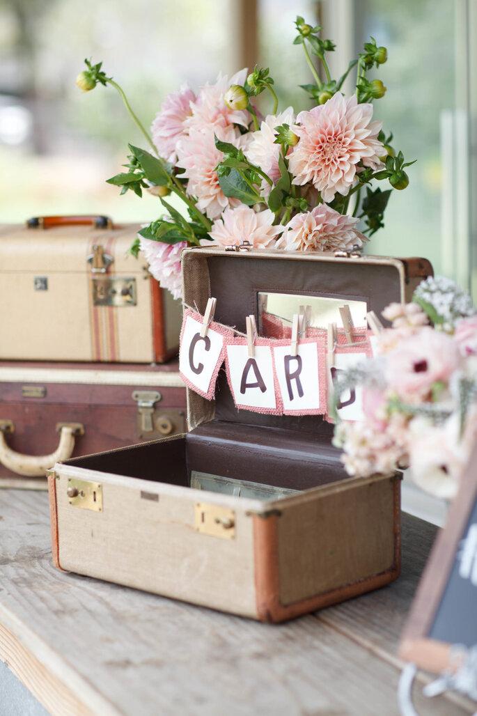 Las ideas más originales para recibir mensajes de los invitados en tu boda - K Stone Photography