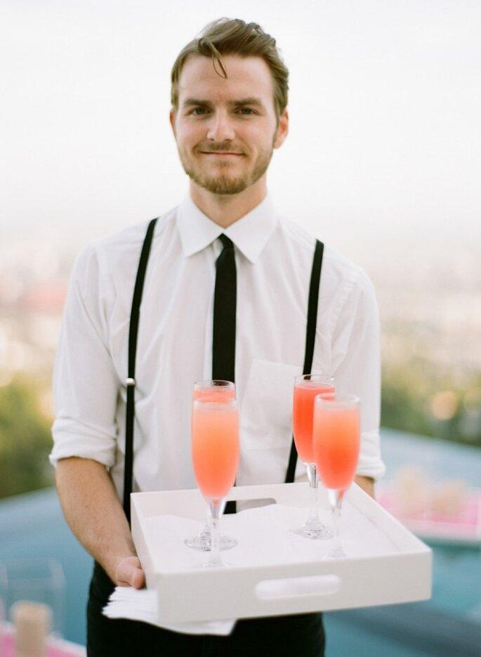 Ventajas de tener un cocktail en tu boda - Joel Serrato
