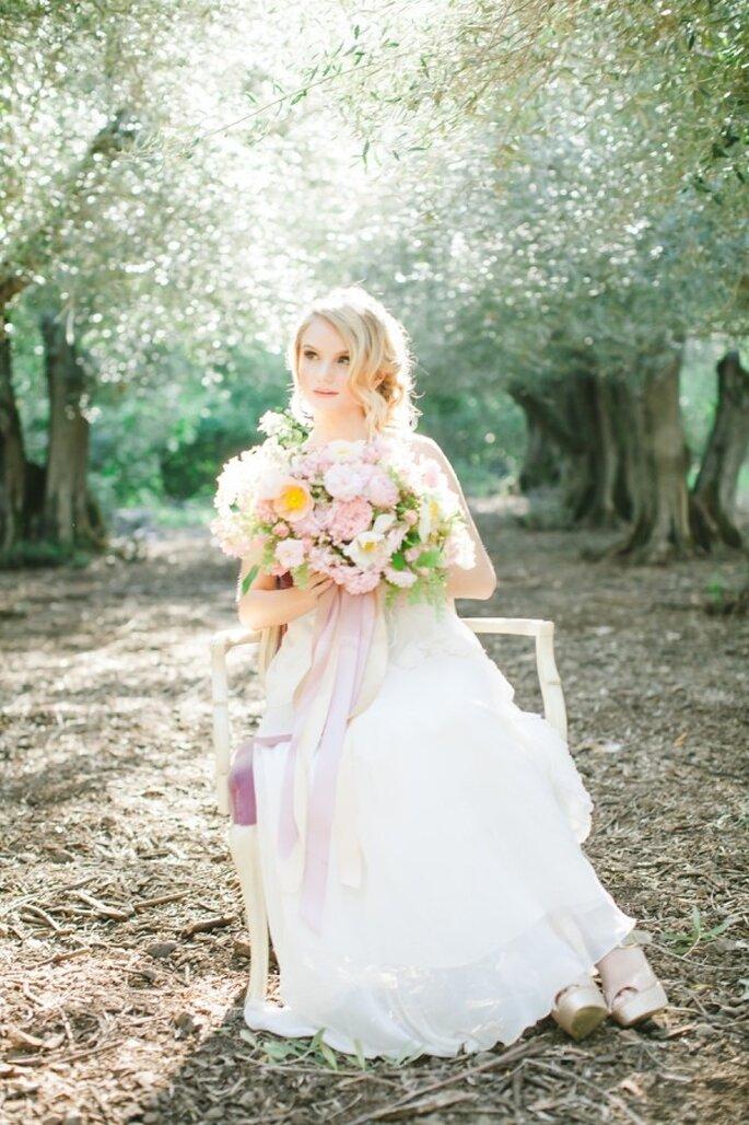 Hochzeit in rosa - Foto Avec L'Amour Photography