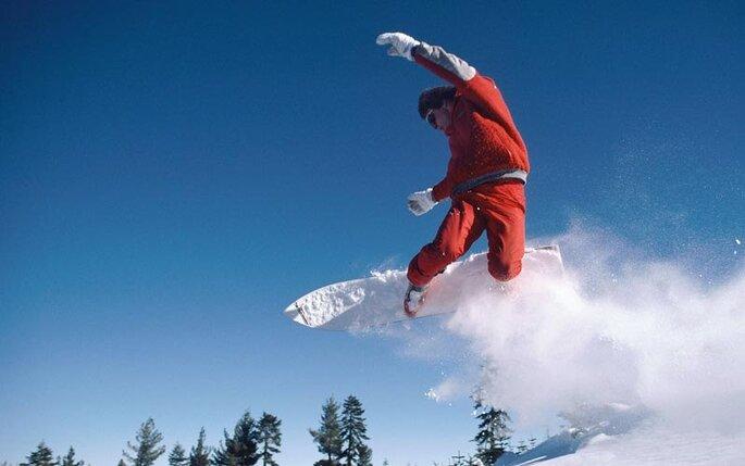 Si vous aimez le snowboard voici une bonne occasion pour découvrir l'amérique du sud