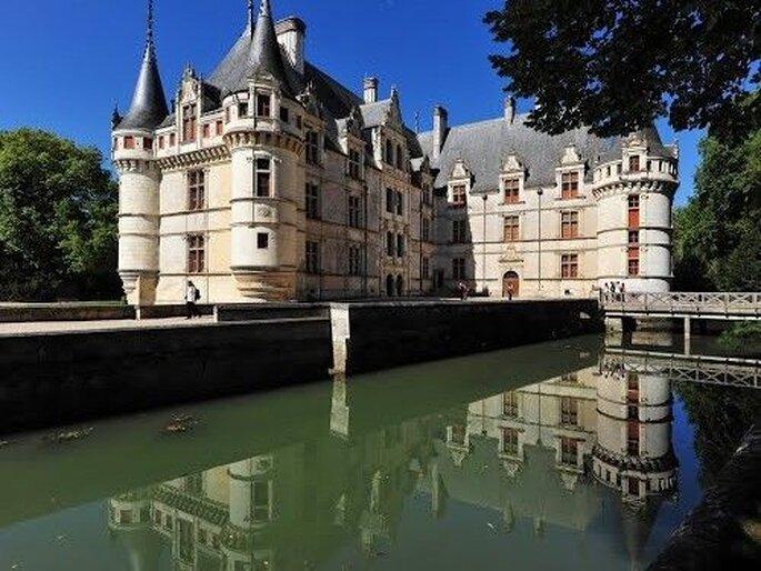 Le Château d'Azay-le-Rideau : un véritable bijou sur l'eau