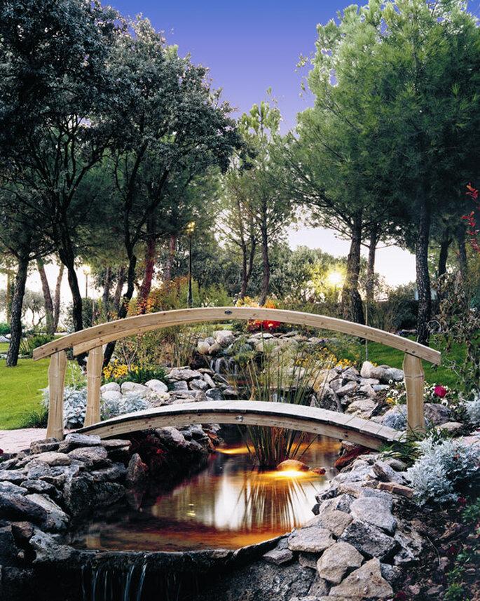 Jardines de Araceli-Puente Cultural