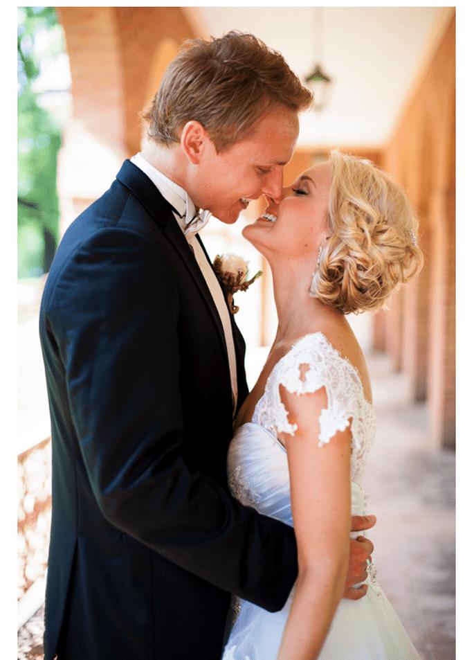 Protocolo y etiqueta para novias - Foto Rebekah Hoyt Photography