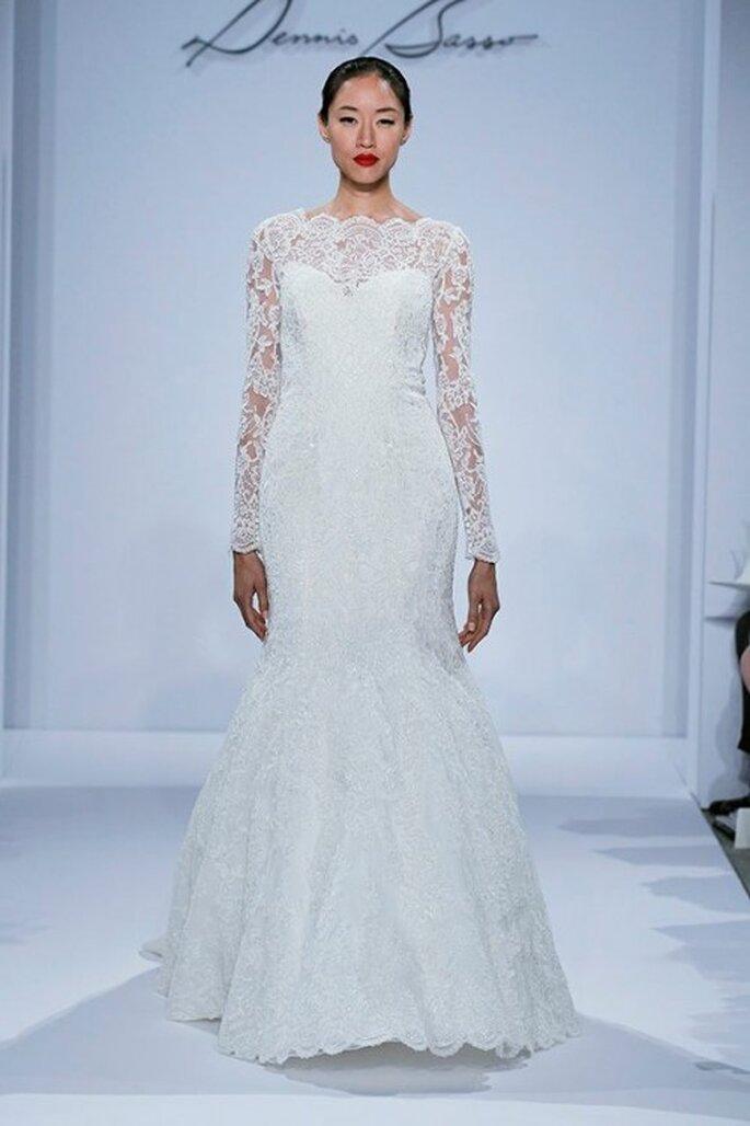 vestidos de novia 2014 dennis basso para kleinfeld - foro moda