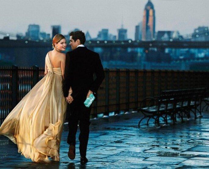 Cómo pedir matrimonio en Año Nuevo - Foto Tiffany & Co.