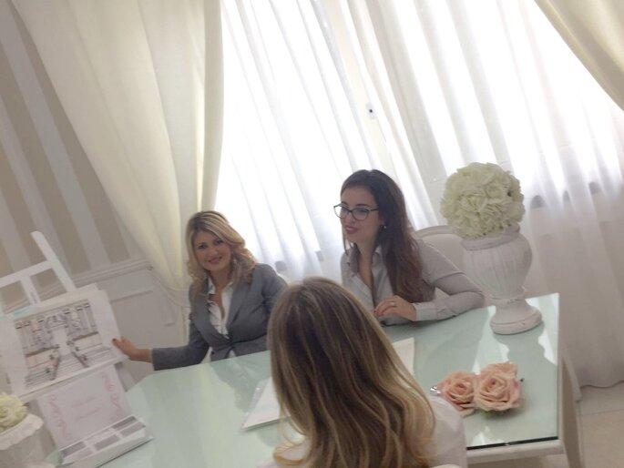 Annalisa & Nunzia del Vecchio wedding & event