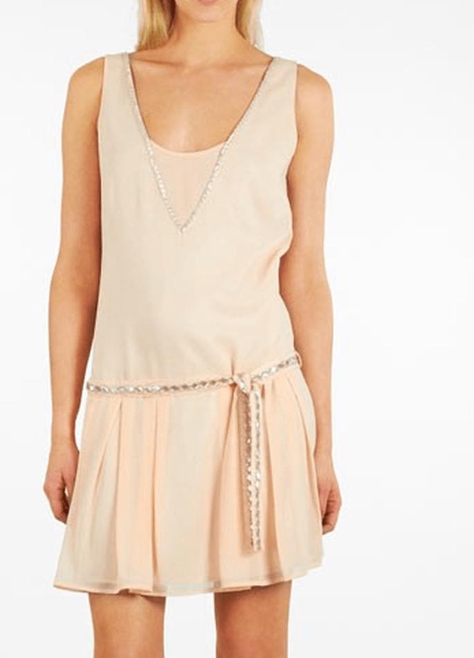 Robe pastel : pensez au strass pour rehausser votre tenue ! - (C) Etam
