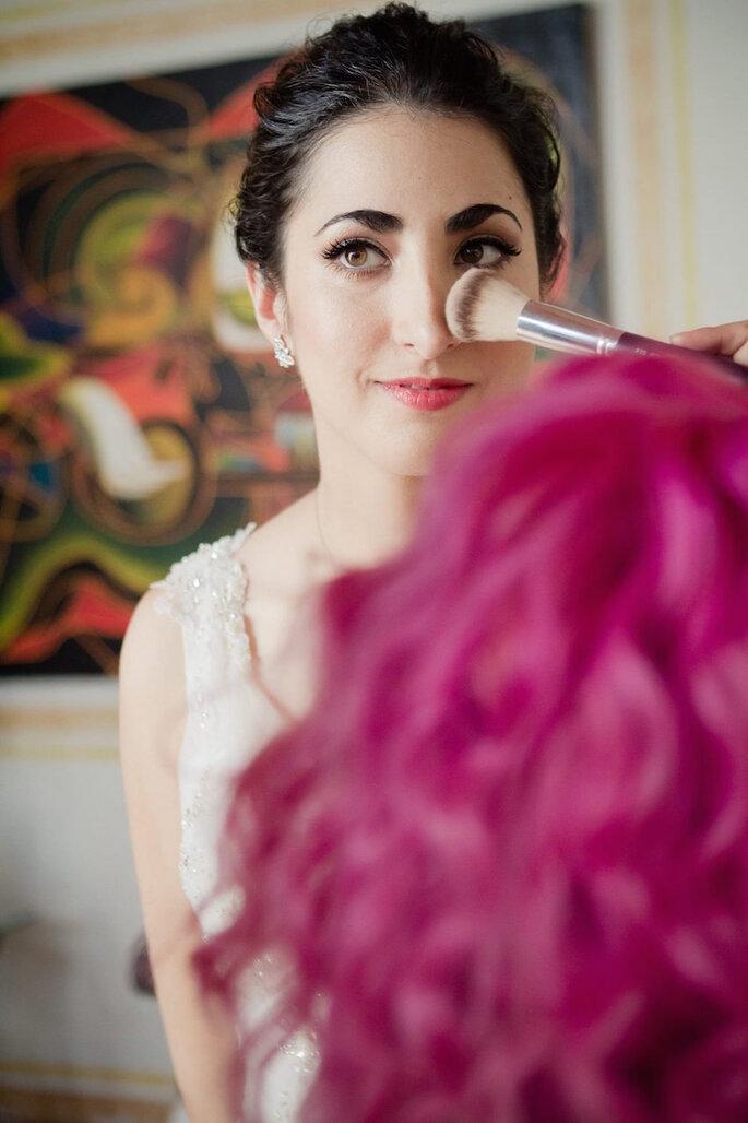 Todas tus dudas sobre maquillaje de novias contestadas - Hindy Makeup