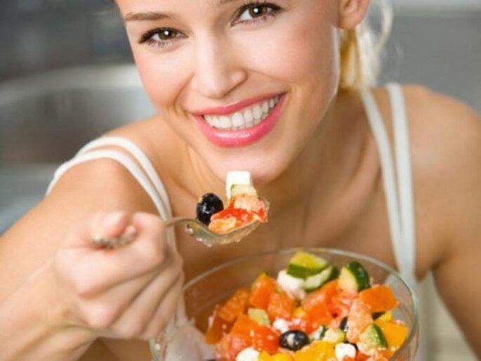 El secreto para adelgazar y no volver a engordar es aprender a comer sano