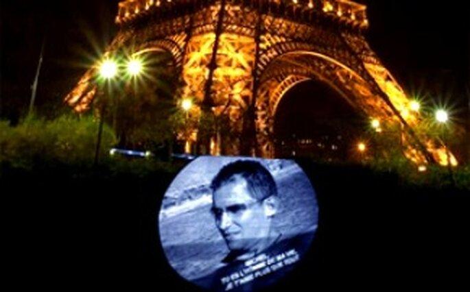Scénario à la Tour Eiffel - Apoteosurprise.com