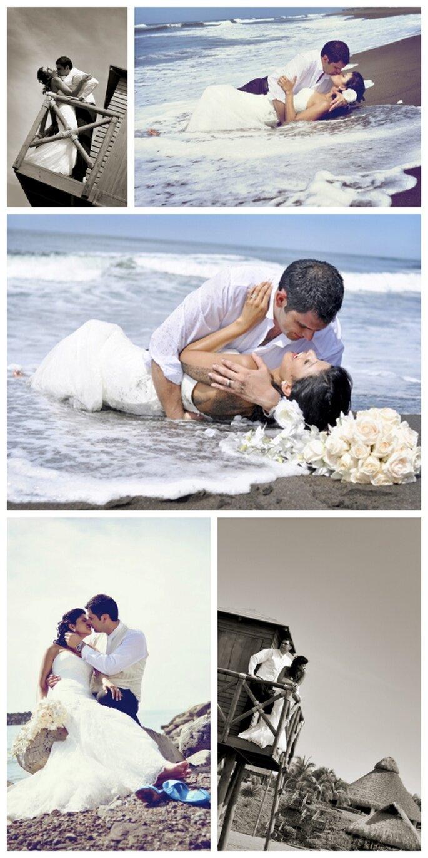 Un bello reportaje de tu boda. Foto: evazelenkova.com