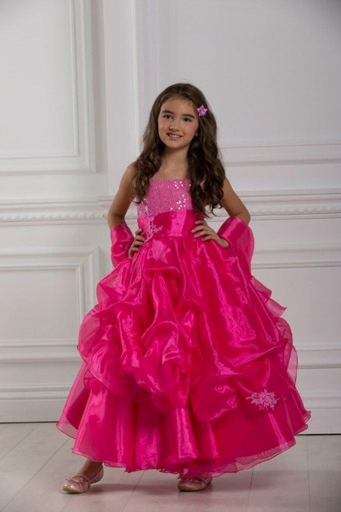 Christella Créations : des robes de cérémonie top chics pour vos demoiselles d'honneur