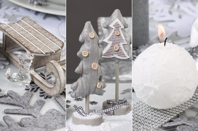Sûre que vous allez trouver la décoration de mariage de vos rêves chez Zoé Confetti ! - ©Zoé Confetti
