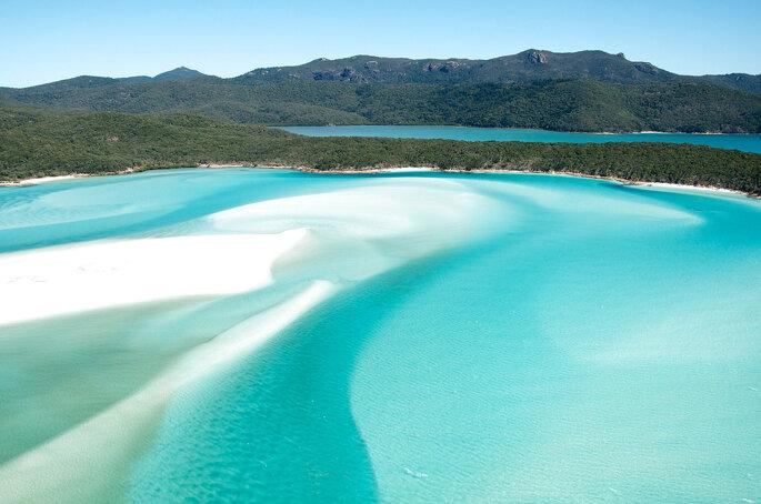L'Australie et sa Barrière de Corail, un joyau à ne pas rater. Crédit : Richard Rydge, Flickr
