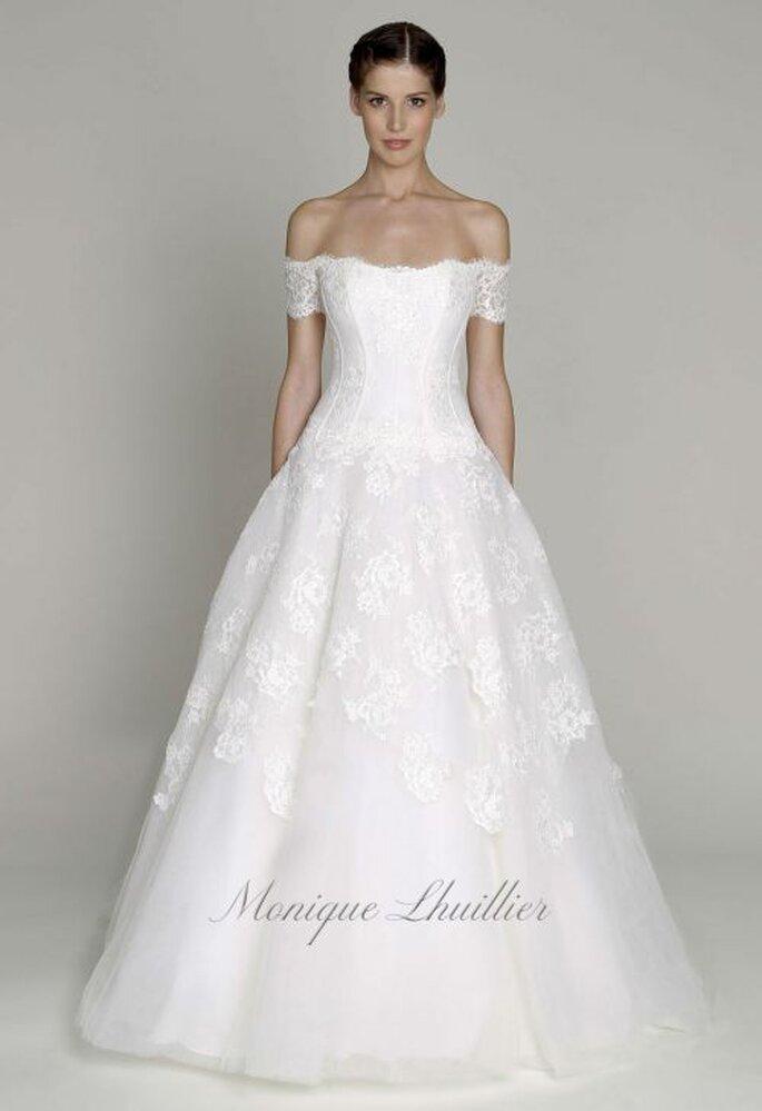 Vestido de novia para todo tipo de estilos - Foto Monique Lhuillier