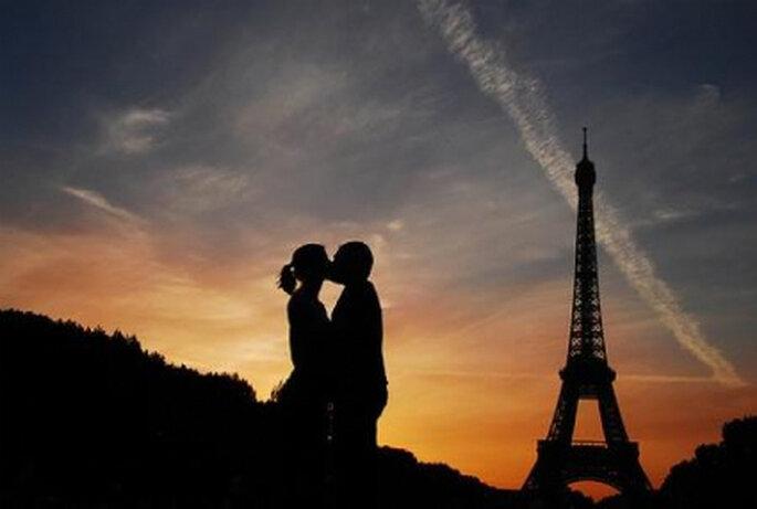 Luna de miel en París - www.allover.travel
