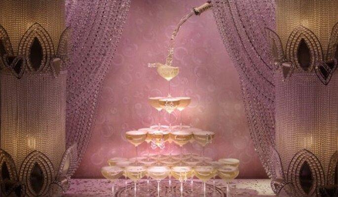 Joyas retro inspiradas en la temática de The Great Gatsby - Foto Tiffany