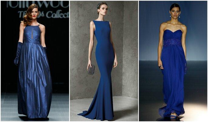 Modelos: Sonia Peña, Pronovias e Cabotine | Fotos: Barcelona Bridal Week