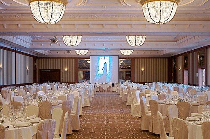 Hilton buenavista toledo celebrar tu boda en un hotel - Salones de ensueno ...