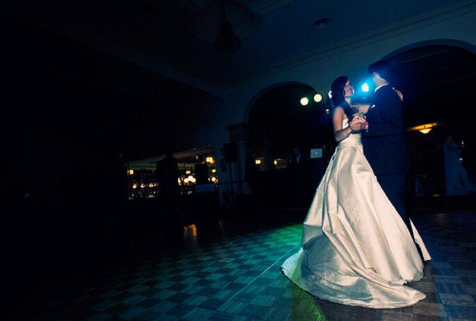 El punto final a una boda de cine. Foto: Punto de Vista