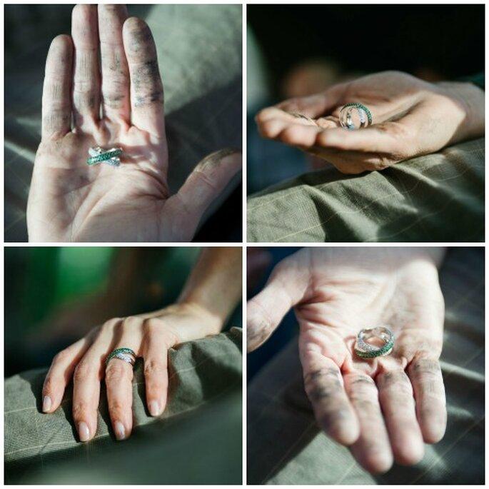 Anel de Pedido de Casamento