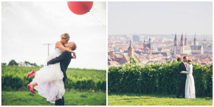 Besondere Hochzeitsfotos von Max Barbera