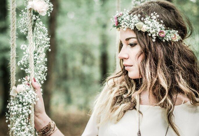 Couronne à fleur, Saveurs et Émotions - Etienne REGIS Photographe