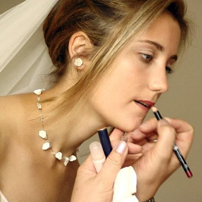 La clave del maquillaje de novia es optar por la naturalidad y sencillez