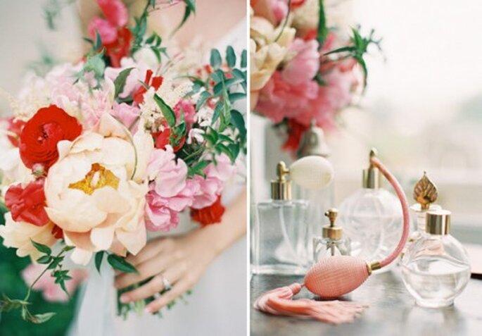Elige el perfume ideal para tu boda - Jen Huang