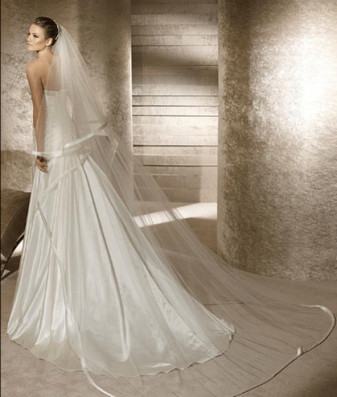 Vestido Reggio de St. Patrick, Colección Glamour 2012