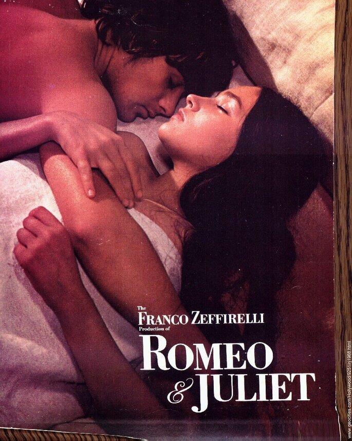 Filme: Romeu e Julieta, Franco Zeffireli