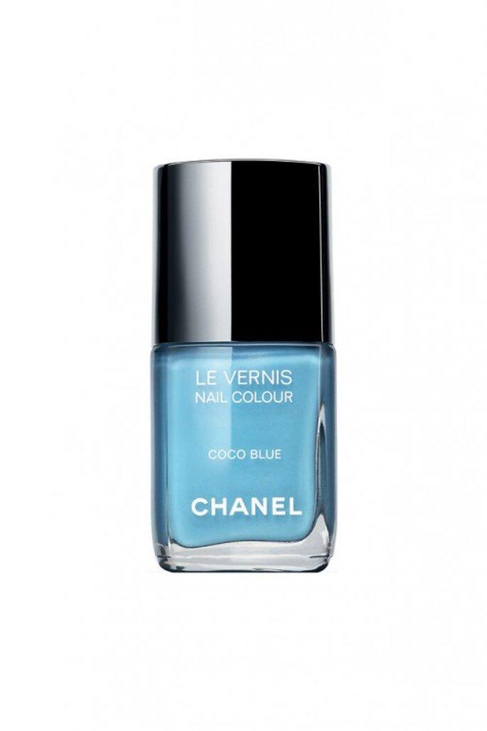 """""""Coco Blue"""" - Foto Chanel"""