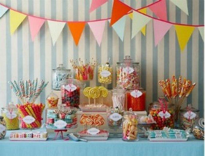 Candy Bar - Amy Atlas