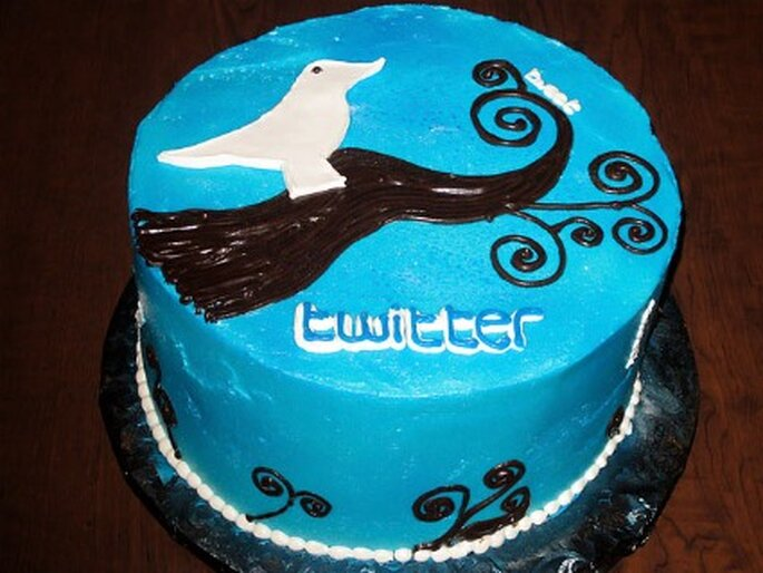 Gâteau Twitter - Gamesandgeeks.com