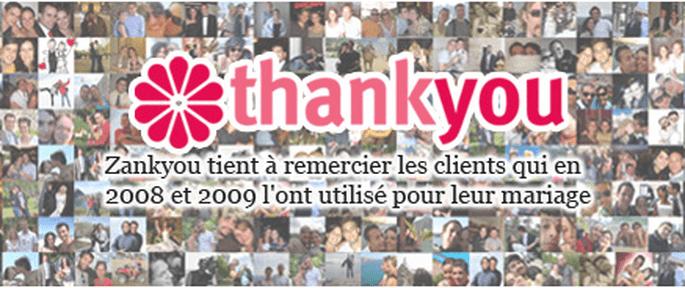 Des remerciements en nombre...