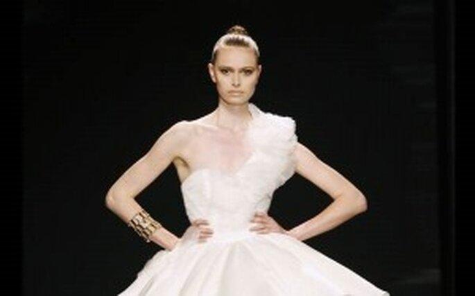 Rosa Clará Brautkleider Kollektion 2010