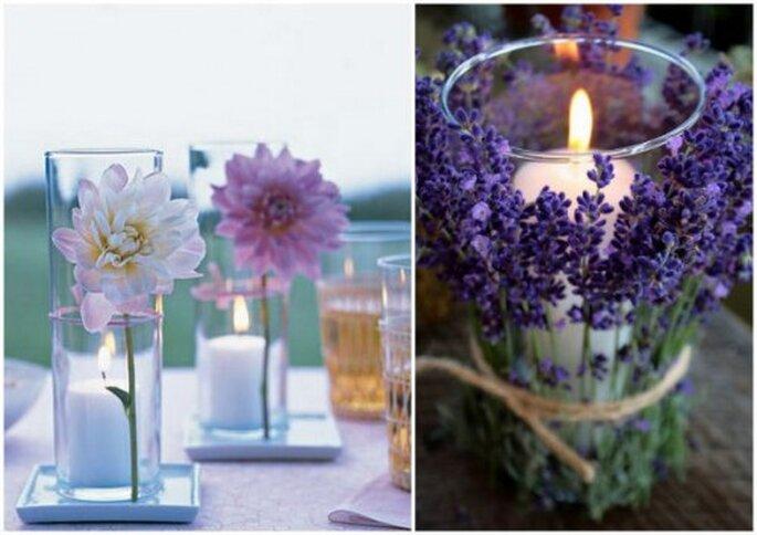 Con fotos de Weddingbycolor.com y Paperblog.fr