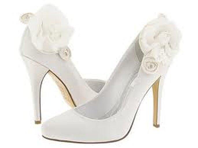 Zapatos de novia 2011: pura elegancia y glamour