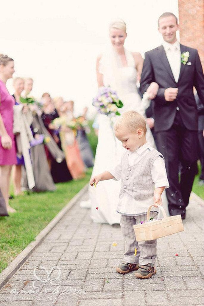 Kinder sind zwar süß, aber können manchmal auch stören. Foto: Anne-Kathrin Behnke
