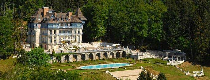 chteau des avenires - Chateau De Rochegude Mariage