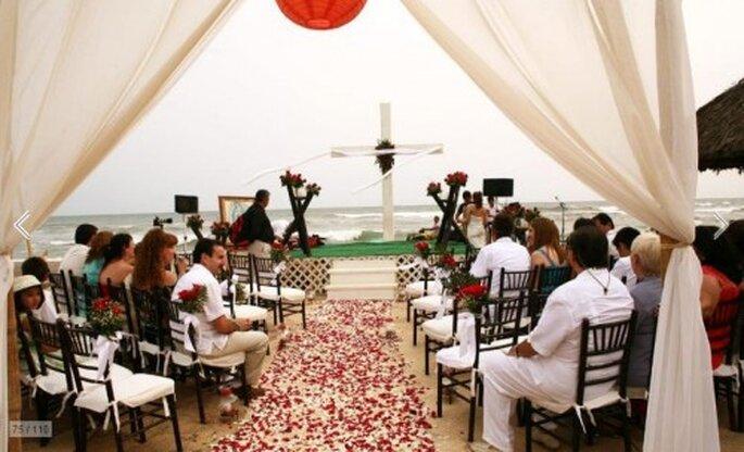 Decoraciones de boda. Foto de Aleman Estudio.