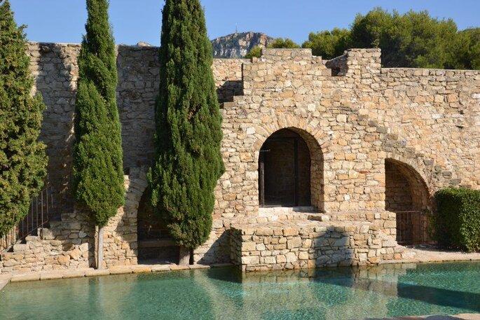 ©Le Château de Cassis