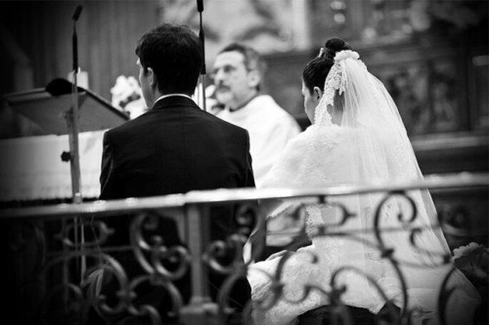 Alors le Jour J, voile de mariée ou pas ? - Photo : Ph Byfotografos