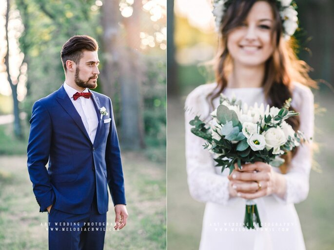 Melodia Chwil - artystyczna fotografia ślubna