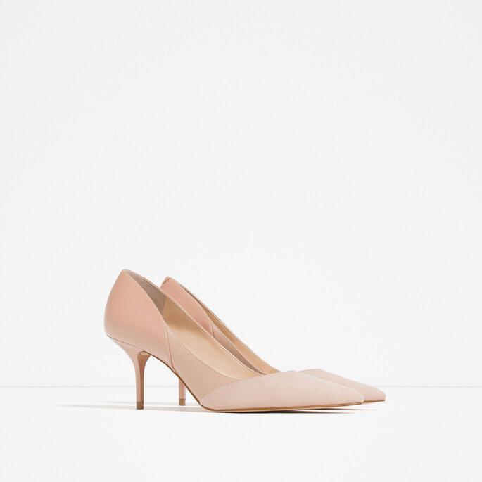 Sapatos por Zara.